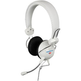 Logo Deluxe Microphone Headsets