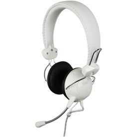Promotional Deluxe Microphone Headsets