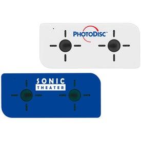 Monogrammed Digital Micro Speaker