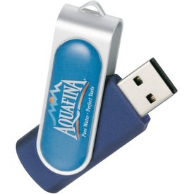 Domeable Rotate Flash Drive for Your Organization