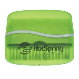 Double Wave Screen Cleaner with Your Logo