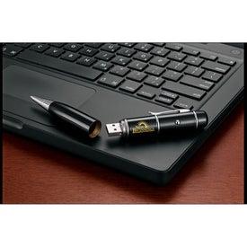 Branded Dual Function Laser Pointer USB Memory Pen