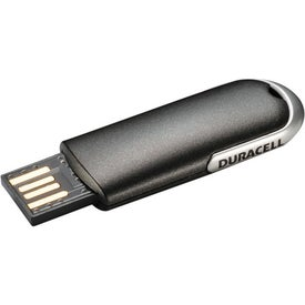 Branded Duracell Slider Flash Drive 1GB