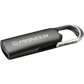 Advertising Duracell Slider Flash Drive 1GB