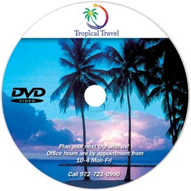 DVDR - Blank/Recordable (Digitally Printed)