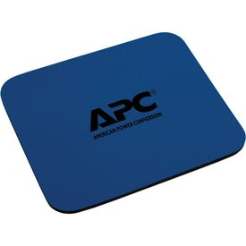 Monogrammed Economy Mouse Pad