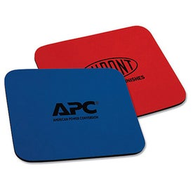 """Economy Mouse Pad (1/4"""" Thick)"""