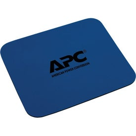 Economy Mouse Pad Printed with Your Logo