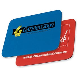 """Economy Mouse Pad (1/8"""" Thick)"""