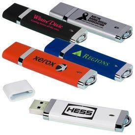Personalized Elan USB Memory Stick 2.0 -