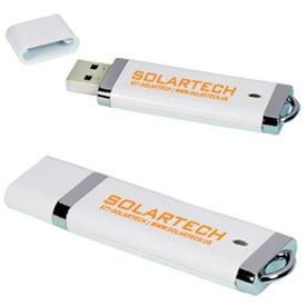 Elan USB Memory Stick 2.0 - Imprinted with Your Logo