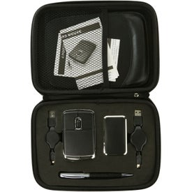 Executive Super USB Gift Set for Promotion