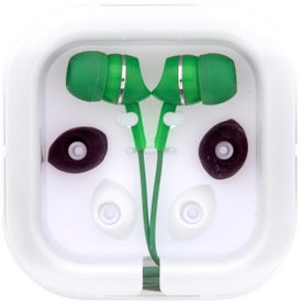 Personalized Extended Bass Ear Phones