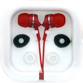 Logo Extended Bass Ear Phones
