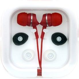 Logo Extended Bass Ear Phones