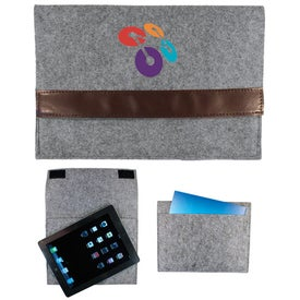 Felt Tablet Sleeve (Full Color Digital)