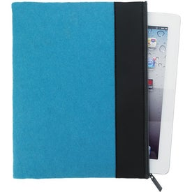 Imprinted Felt Tablet Sleeve