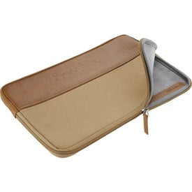 """Field & Co. 11"""" Tablet Sleeve for Your Organization"""