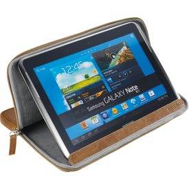 "Imprinted Field & Co. 11"" Tablet Sleeve"