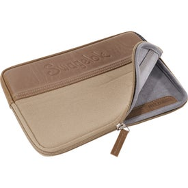 "Field & Co. 7"" Tablet Sleeve for Advertising"