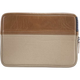 "Field & Co. 7"" Tablet Sleeve Imprinted with Your Logo"