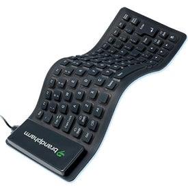 Flexible Waterproof Keyboard