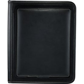 Flip Leather Portfolio For iPad for Marketing