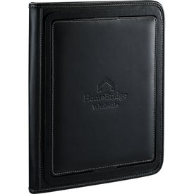 Flip Leather Portfolio For iPad for Marketing