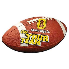 "Football Shape Mousepad (10"" x 7"")"