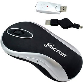 Full Size 5 Key Wireless Mouse