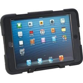 Griffin Survivor Case for iPad Mini Imprinted with Your Logo