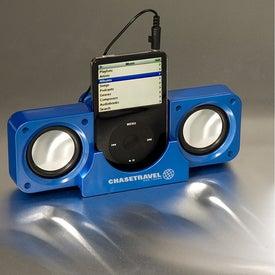 Personalized Hi Fi Portable Speaker