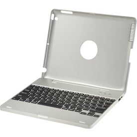 Customized Laptop Conversion Case And Power Bank For iPad 2/3