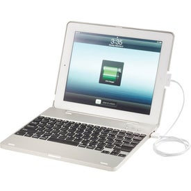 Laptop Conversion Case And Power Bank For iPad 2/3 for your School