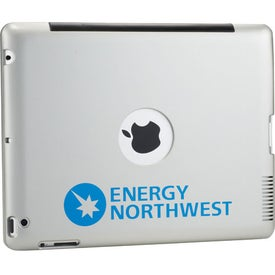 Laptop Conversion Case And Power Bank For iPad 2/3