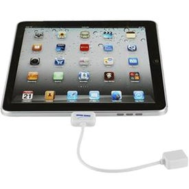 iPad USB Connection Kit with Your Logo