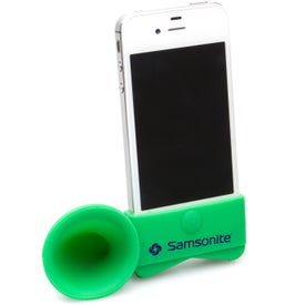 iPhone Megaphone Speaker for Advertising