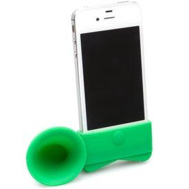 Branded iPhone Megaphone Speaker