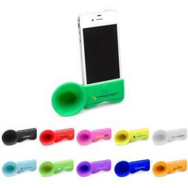 Company iPhone Megaphone Speaker
