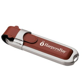 Branded Leather Drive