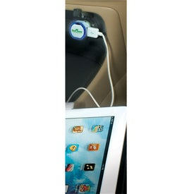 LED USB Car Charger for your School