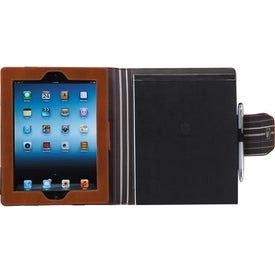 Customized Cutter & Buck Legacy iPad Notebook