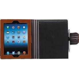 Customized Cutter & Buck Legacy iPad Notebook