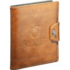 Cutter & Buck Legacy iPad Notebook for Your Company