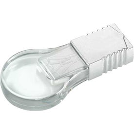 Promotional Light Bulb Flash Drive