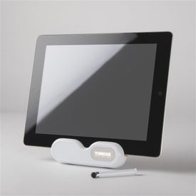 Branded Light Up Logo Tablet Stand