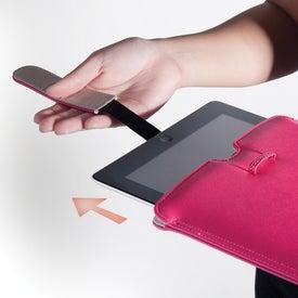 Lunar iPad Sleeve for Marketing