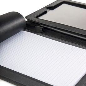 Personalized Manhatten Executive iPad Portfolio