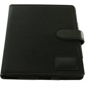 Imprinted Manhatten Executive iPad Portfolio