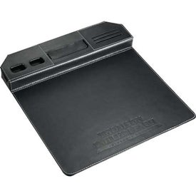 Metropolitan Mouse Pad With Phone Holder for Advertising